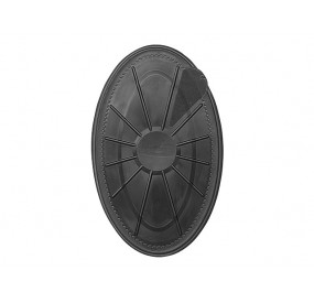Tapa goma oval 44 x 26 click on